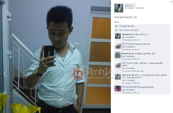 Bảo vệ 17 tuổi vẫn post ảnh vui vẻ ngay sau khi tham gia vứt xác phi tang 2