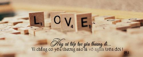 Những câu nói hay về tình yêu