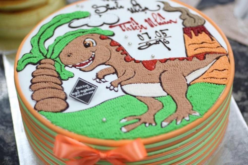 Bánh Sinh Nhật Cho Bé Gái Và Bé Trai Dễ Thương Nhất Hiện Nay