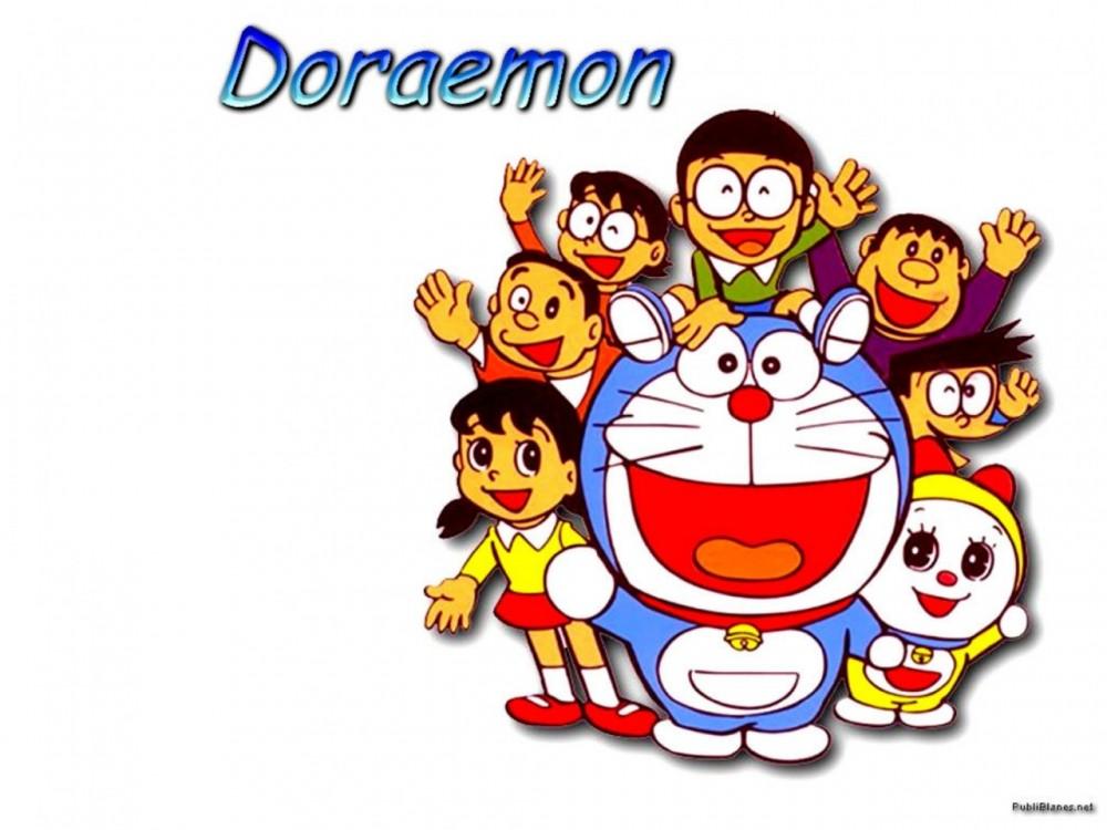 Loạt Ảnh Doremon Khiến Người Xem Khó Thể Rời Mắt