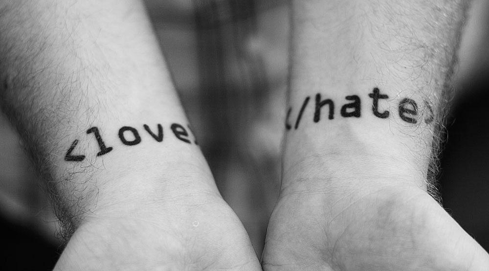 Yêu và ghét