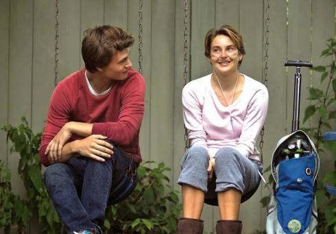 Những câu nói hay trong phim: Khi lỗi thuộc về những vì sao