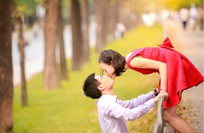 Bộ ảnh cưới vui nhộn: Cô dâu siêu quậy - chú rể nhút nhát 2