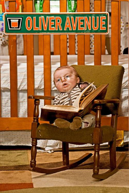 Những hình ảnh vui nhộn khi trẻ em nôn trớ 19