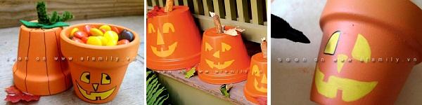 Trang trí nhà vui nhộn đón Halloween