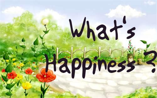 Tiền bạc chưa bao giờ là hạnh phúc..