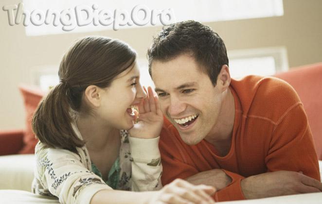 Những lời bố dạy con gái