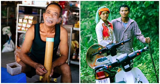 Ngắm Việt Nam đẹp thanh bình qua bộ ảnh của hai chàng 'phượt thủ' Tây