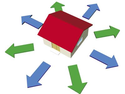 Những tiêu chí quan trọng để xác định hướng nhà tốt