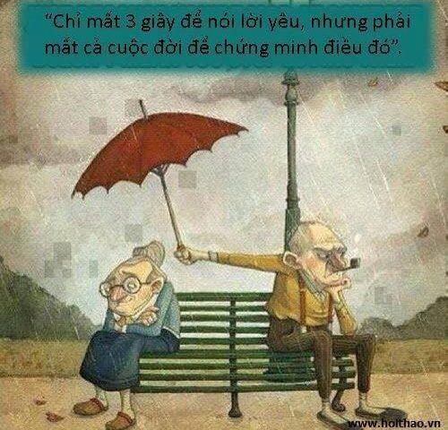 Những câu nói hay về tình yêu làm lay động lòng người