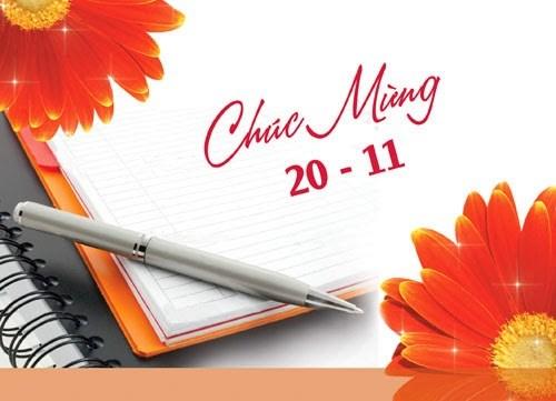 Top Lời Chúc 20-11 Ý Nghĩa Nhất Gửi Tặng Thầy Cô