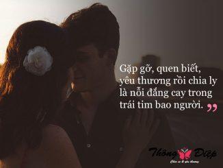 Yêu thôi đừng yêu nhiều quá