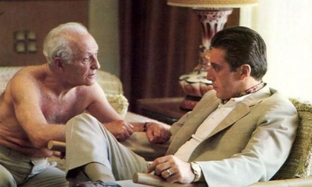 """Những bài học cuộc sống sâu sắc từ tiểu thuyết """"Bố già"""""""
