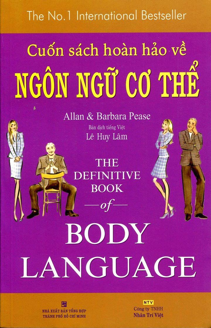 8 cuốn sách hay về ngôn ngữ cơ thể giúp bạn thấu mình hiểu ta