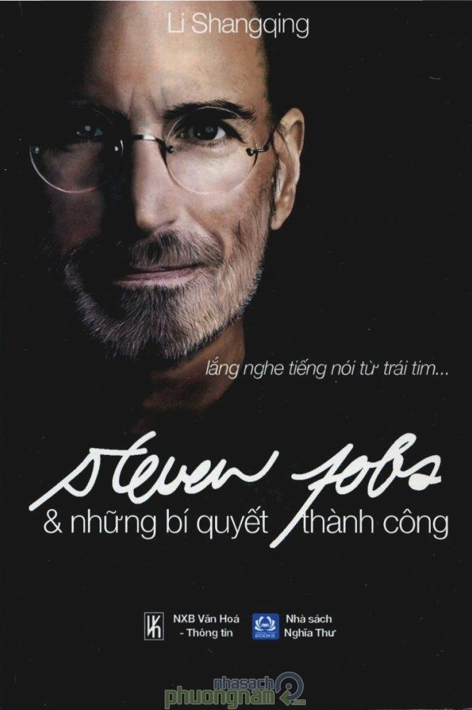 9 quyển sách hay về Steve Jobs đọc để khác biệt !