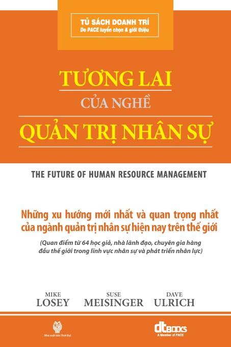 9 cuốn sách hay về quản trị nhân sự